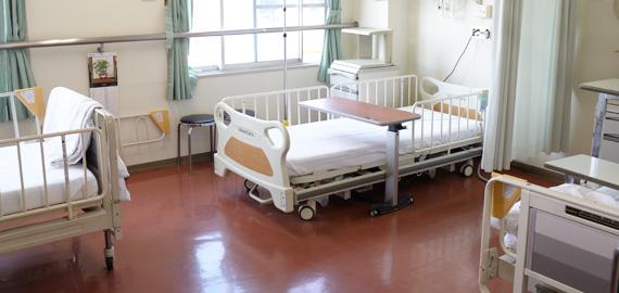 病室のご紹介